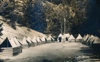 Scout camp, 1927