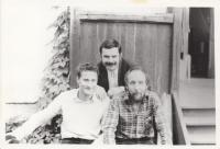 Zoryan Popadyuk, Myroslav Marynovych, Oleksiy Smirnov