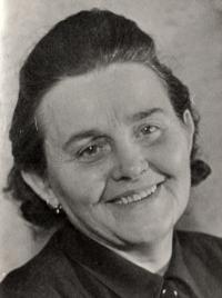 Mother Kristýna Vašáková