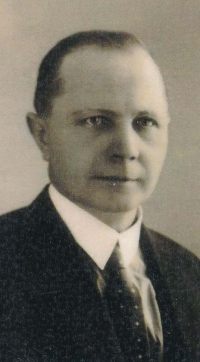 Dědeček Otakar Volman