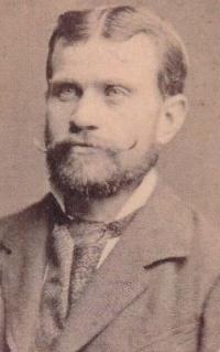 Pradědeček František Volman