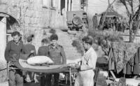 Czechoslovak peace mission in Korea in 1953