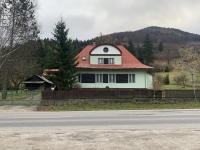 present day forestry station, where Vincent Holly was digging bunker and from where he carried the crate full of ammo to the German hideout