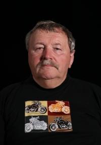 Otakar Braun in 2020 (portrait)