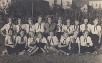 As a Pioneer, 1958
