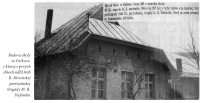 the school in Fackov, where in it's first days the II. Slovakian partisan brigade of M.R.Stefanik was based