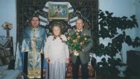 Золоте весілля батьків пані Юлі