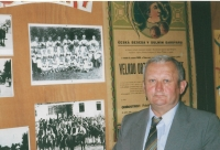 1995 - at the permanent exhibition of the Union of Czechs in Daruvar