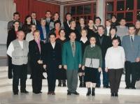 2002 - a team of professors of Daruvar grammar school and school committee