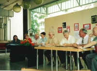 2003 - the symposium in Virovitica about the musician Jan Vlašimský