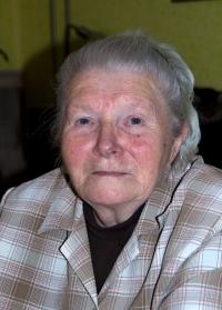 Helena Divoká in 2020
