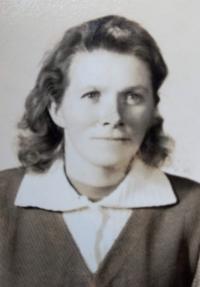 Helena Divoká circa 1974