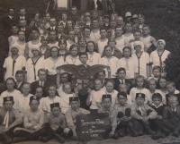 Jednota Orla Studenec, 1927