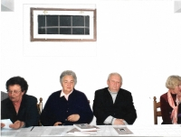 The launch of the book by Josef Matušek in 2004