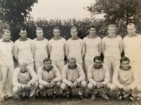 "Team ""Červená hviezda"" (Red Star) (Igor in the top row third from the right)"