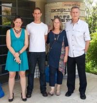 Igor Bielik's family today