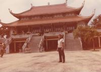 Vietnam visit, 1985