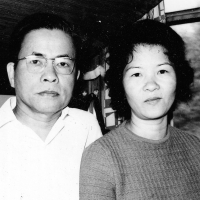 Tuan Nguyen´s parents, his father Giat Nguyen and mother Nhu Y Nguyen
