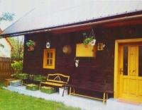 Reconstructed native home of Jarmila Ondrášková, it was built in 1893