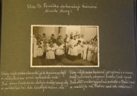 Prime divine service June 4, 1944, sermon of dr. Tomíšek