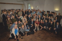 Festive meeting on the occasion of the 100th anniversary of the proclamation of the independent Czechoslovakia and the 74th anniversary of the establishment of the Jan Žižka partisan brigade, Vsetín, 15 September 2018