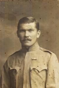 Grandfather Žák