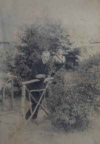 His uncle Ignác Blažek