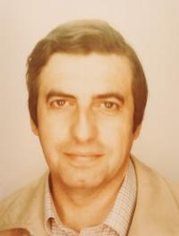 Václav Hora in 1988