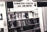 Frankfurt Book Fair, 1980s