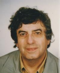 Václav Hora in the 1980s
