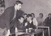 Discussion with the director, Cheb (film club), circa 1957