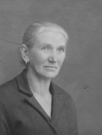 Rostislav's grandmother, Amalie Baumová