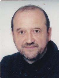 Miloš, portrait from circa 2003