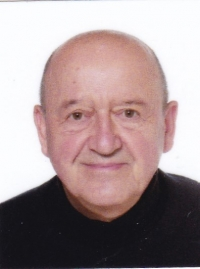 Miloš, portrait from 2020