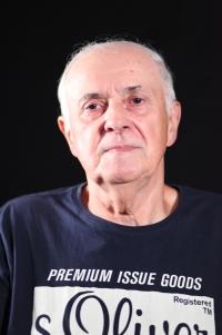 Ladislav Jakub during an interview in 2020