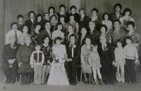 Sofie Cakirpaloglu got married when she was eighteen. Her husband was from the same Greek village, Thiriopetra.