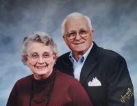 His brother Bořivoj with his wife Marian, Savannah, Georgia, USA, 1985
