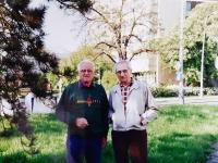 Brothers Bořivoj and Vlastislav, Prague 1996