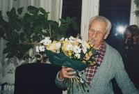 Birthday of Vlastislav Maláč, Prague 2006