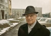 Grandfather Oskar Kosta