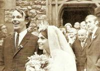 S. Karásek - wedding