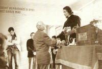 S. Karásek as an evangelical pastor