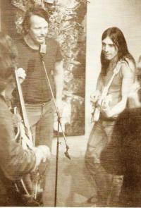 Karásek and Mejla Hlavsa