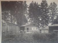 Living on forced labor in the woods near Rakovník