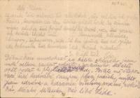Postcards sent to Lidmila Daňková