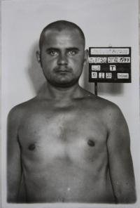 Prison photograph - 1944