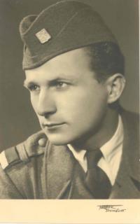 Z vojny 1945