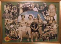 Brodavka - collage of photos