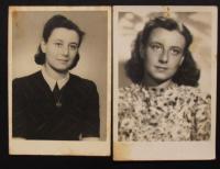 Ruth Bondy in 40s