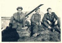 U pevnosti Cassel, Dunkerque - 1. zprava